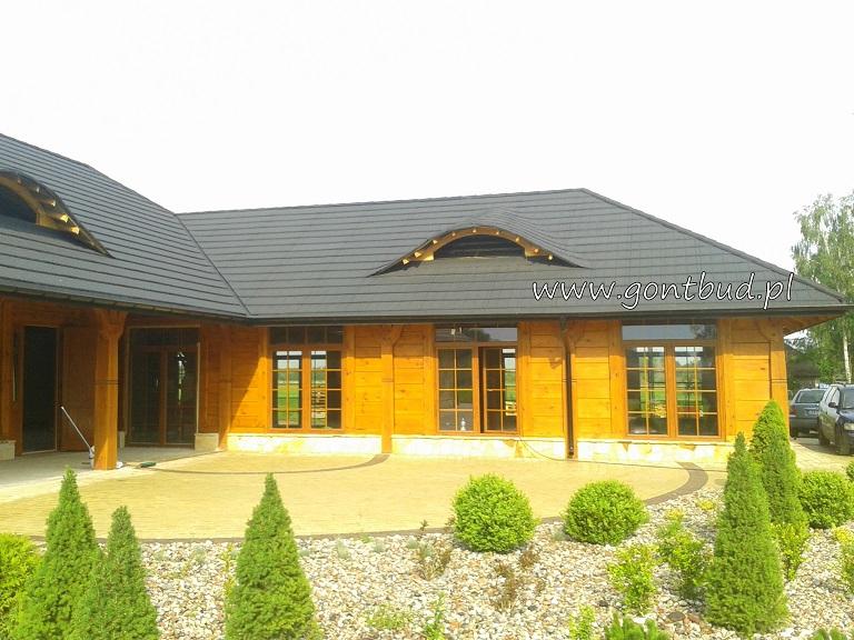 Drewniany dom weselny. fot.K.Malinowski