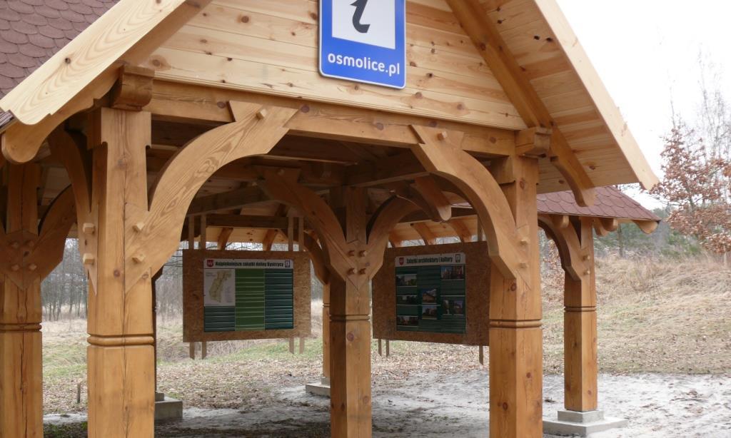 wiata drewniana altana biesiadna altanka ogrodowa punkt it garaż drewniany